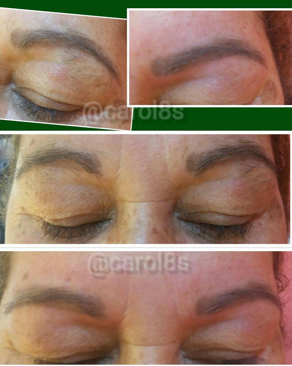 Limpeza de sobrancelhas com pinça outros maquiador(a) auxiliar cabeleireiro(a) designer de sobrancelhas