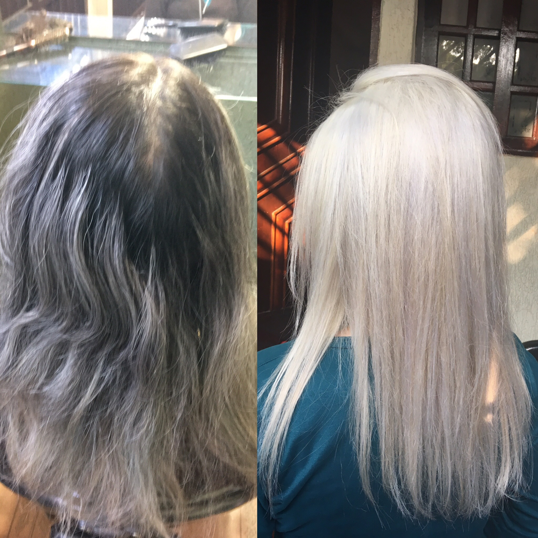 Descoloração Global cabelo cabeleireiro(a) maquiador(a) designer de sobrancelhas micropigmentador(a)