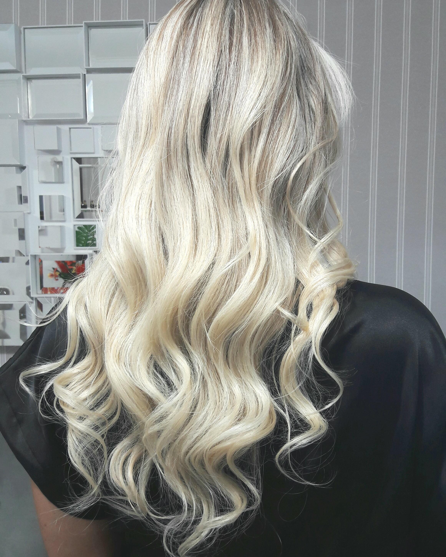 Loiro do momento 👱🤗 cabelo stylist / visagista