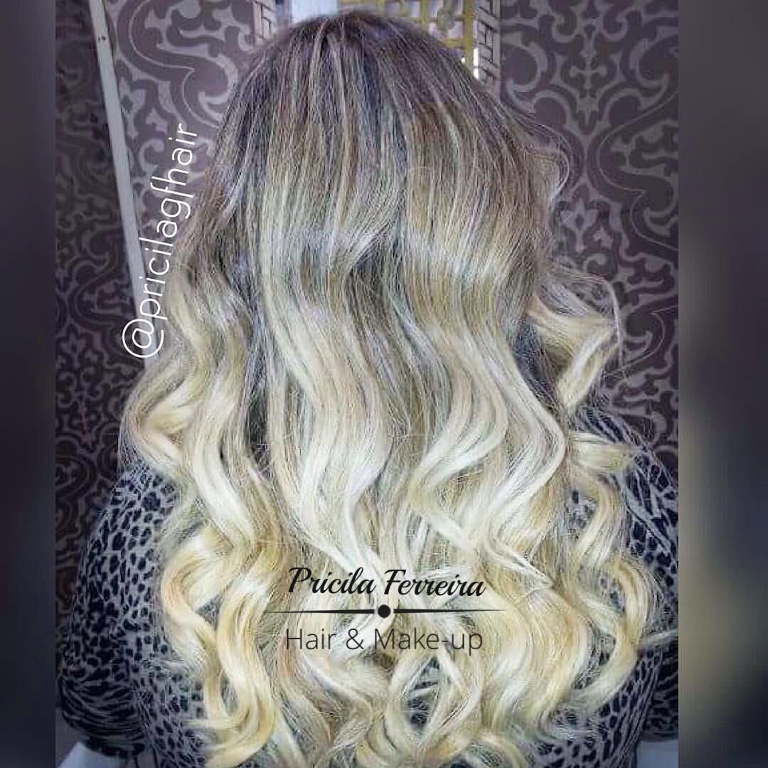 Ombré by Pricila Ferreira cabelo cabeleireiro(a) maquiador(a) designer de sobrancelhas