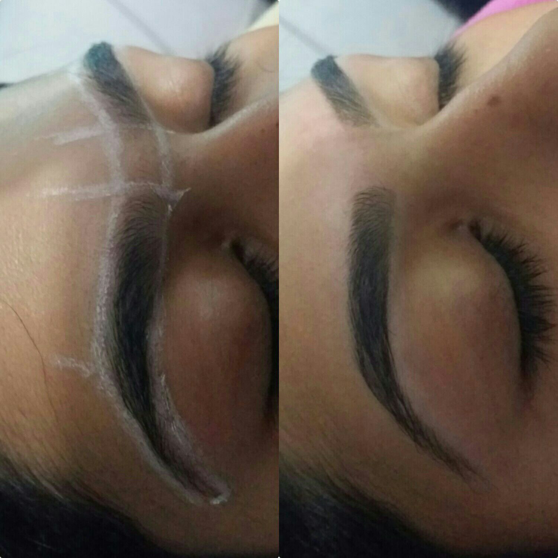 esteticista auxiliar cabeleireiro(a) designer de sobrancelhas assistente esteticista assistente esteticista
