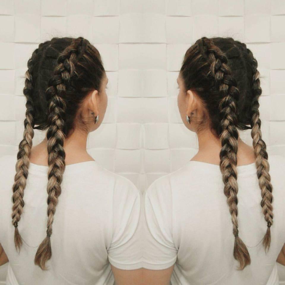 #visagismo #hair #penteados #style #trançaboxeador #moda # cabelo visagista cabeleireiro(a) consultor(a) em imagem stylist