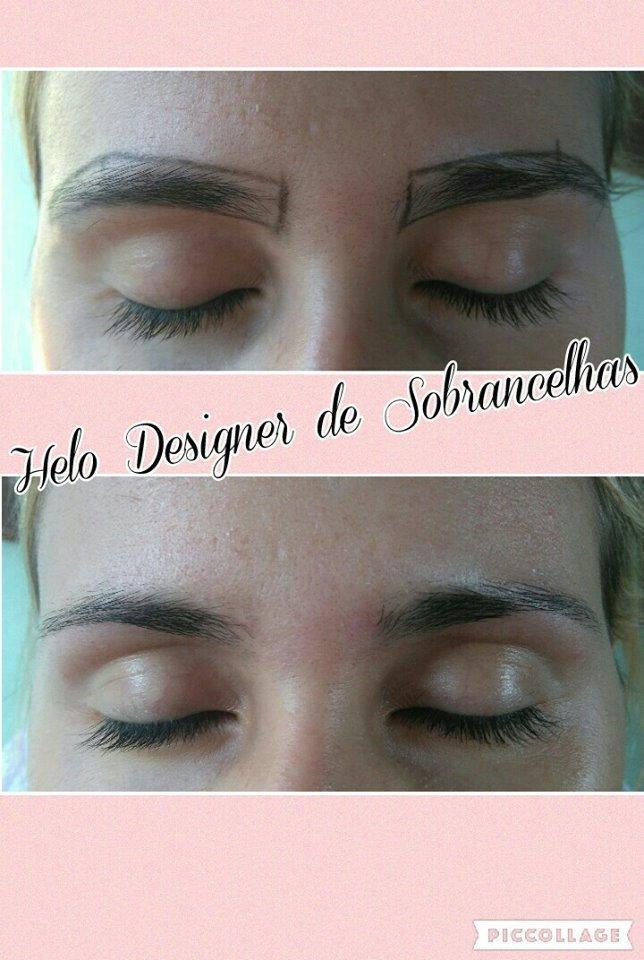 Designer de Sobrancelhas, cliente ainda mais satisfeita outros designer de sobrancelhas micropigmentador(a)