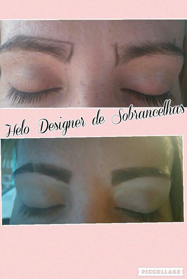 Designer de Sobrancelhas e Aplicação de Henna!! outros designer de sobrancelhas micropigmentador(a)