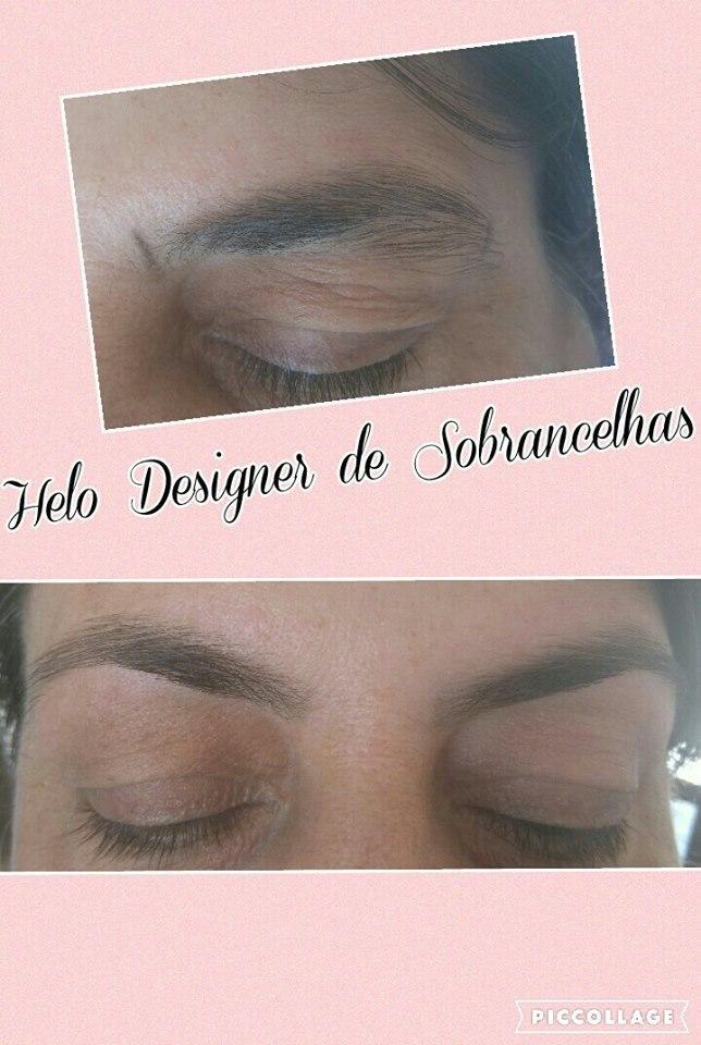 Designer de Sobrancelha #linda outros designer de sobrancelhas micropigmentador(a)
