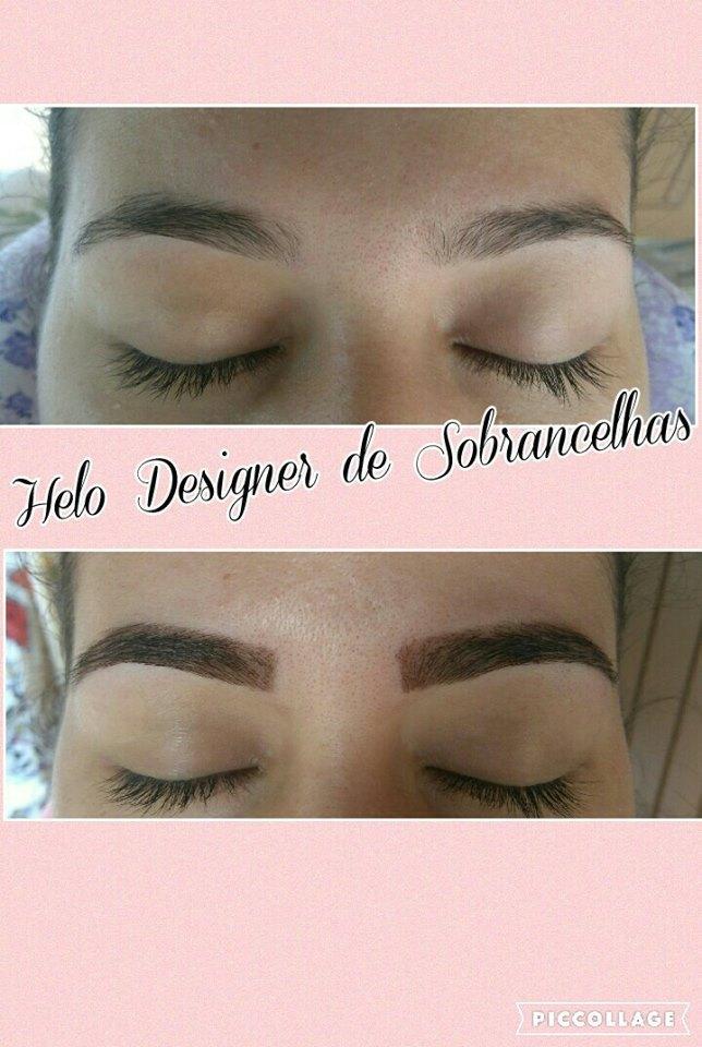 Designer de Sobrancelhas e Aplicação de Henna #maravilhosa outros designer de sobrancelhas micropigmentador(a)