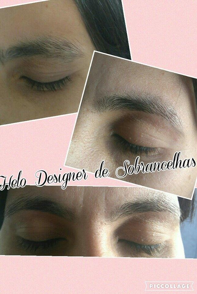 Designer de Sobrancelhas! outros designer de sobrancelhas micropigmentador(a)