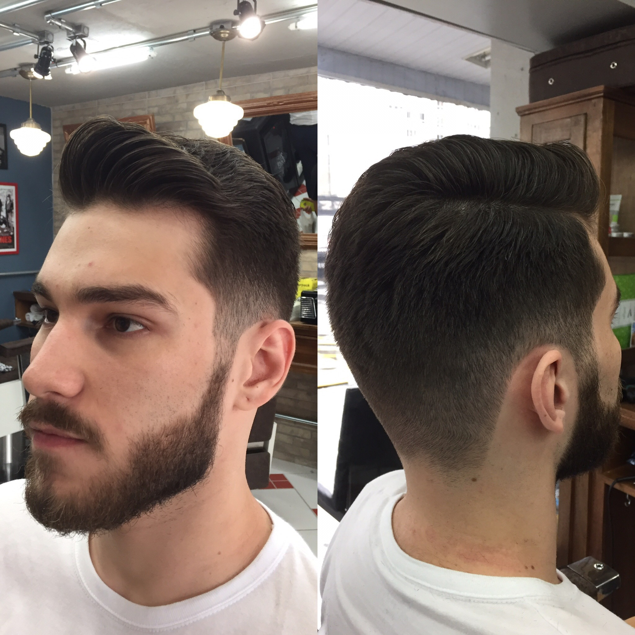 Siga mais no Instagram @rubz.barber cabelo barbeiro(a)