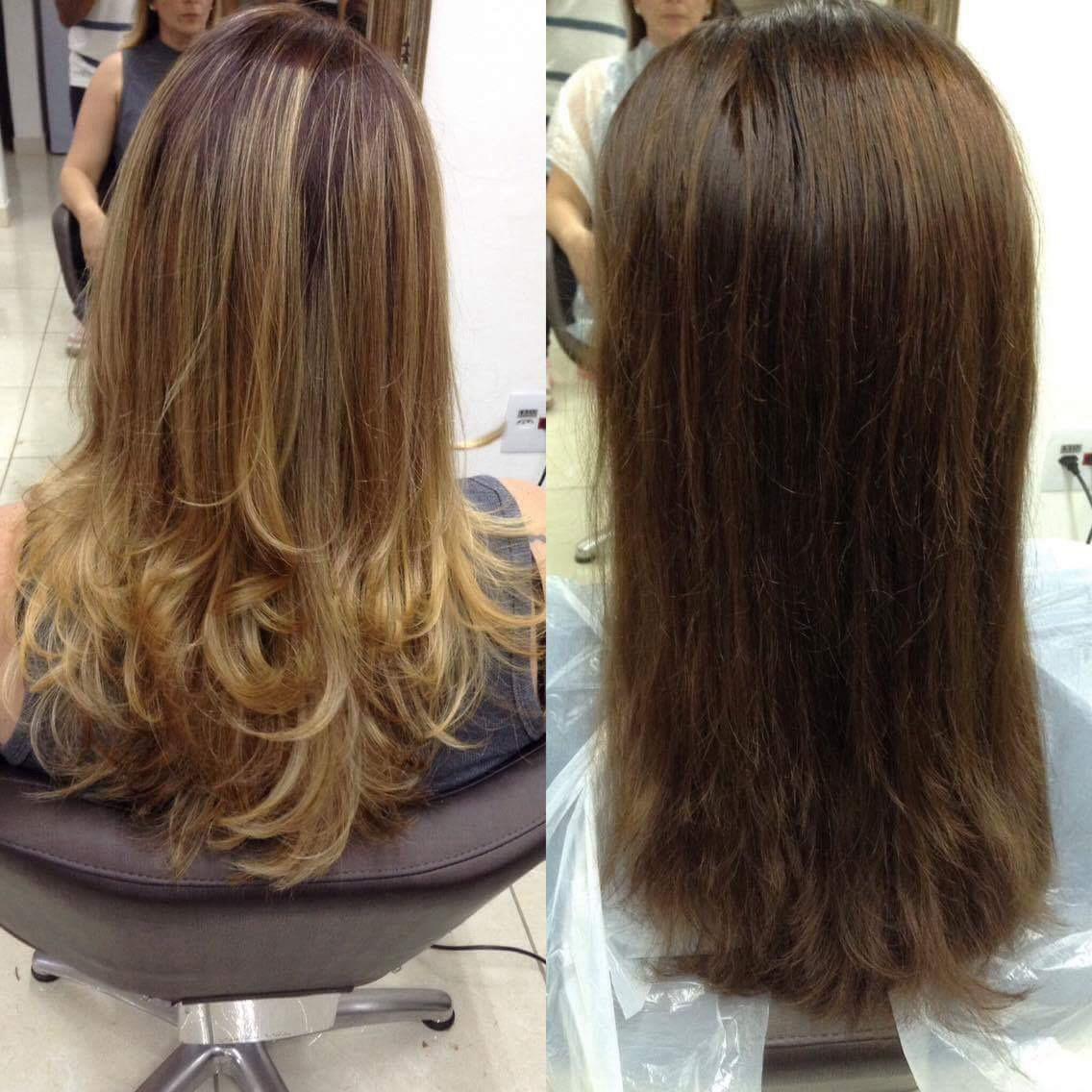 Valorizando a cor e o corte  cabelo cabeleireiro(a) maquiador(a) designer de sobrancelhas