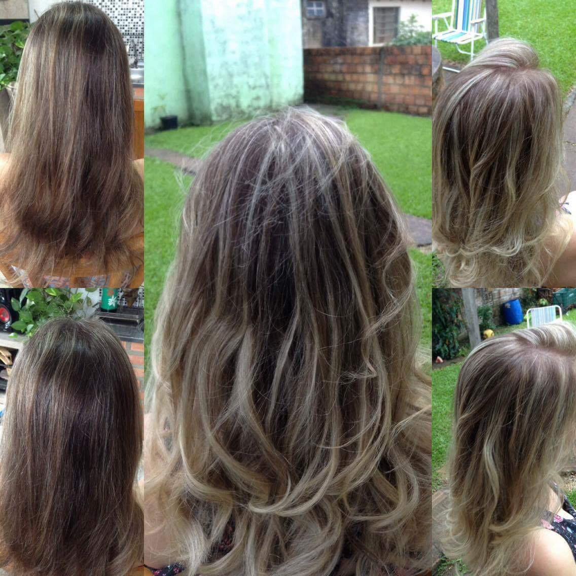 Valorizando o fundo natural  cabelo cabeleireiro(a) maquiador(a) designer de sobrancelhas