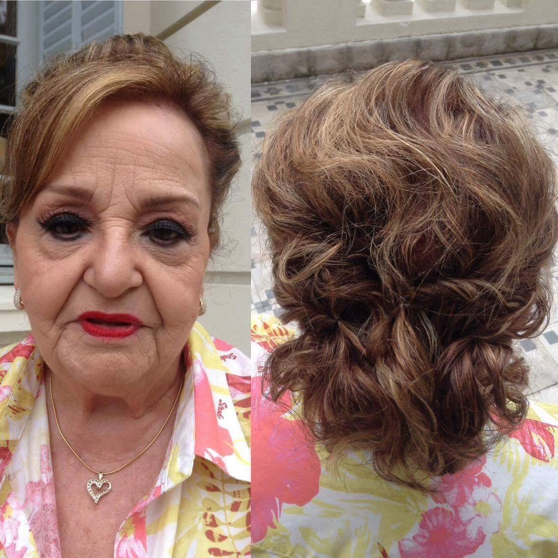 Penteado   cabelo cabeleireiro(a) maquiador(a) designer de sobrancelhas