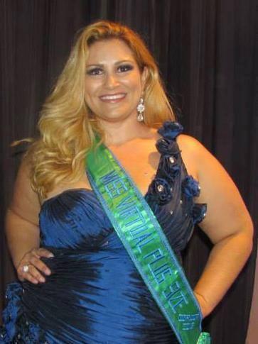 Áurea Vale Miss Virtual Plus Size Carioca 2013 Makeup: Mônica Silva Foto: Divulgação #MônicaSilvaMakeup #MissPlusSize #MaquiadoradasMisses #Maquiagem #Desfile maquiagem maquiador(a) consultor(a)