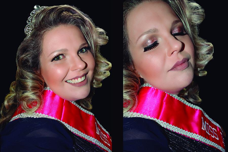 Danielle Ramalho Miss Plus Size Carioca 2014 Pronta para passar a faixa em 2015 Makeup: Mônica Silva Foto: Arquivo pessoal #MônicaSilvaMakeup #MissPlusSize #MaquiadoradasMisses #Maquiagem #Desfile maquiagem maquiador(a) consultor(a)
