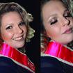 Danielle Ramalho Miss Plus Size Carioca 2014 Pronta para passar a faixa em 2015 Makeup: Mônica Silva Foto: Arquivo pessoal #MônicaSilvaMakeup #MissPlusSize #MaquiadoradasMisses #Maquiagem #Desfile