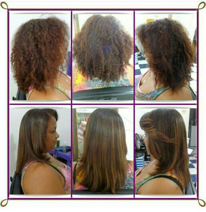 Relaxamento,corte, coloração,luzes, cauterização e escova cabelo cabeleireiro(a)