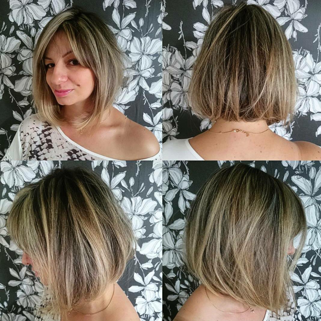 #morenailuminada #luzes #ombrehair #ombrehighlights #canelatostada #blonde #hair #loirodossonhos #haircut #chanel #job #transformation #transformacao #cabelos #cabelosloiros  #loirossaudaveis #loirosdivos #loirosdourados #loirosamanteigados #loirosperolados #loirosplatinados cabelo cabeleireiro(a) stylist / visagista maquiador(a) designer de sobrancelhas