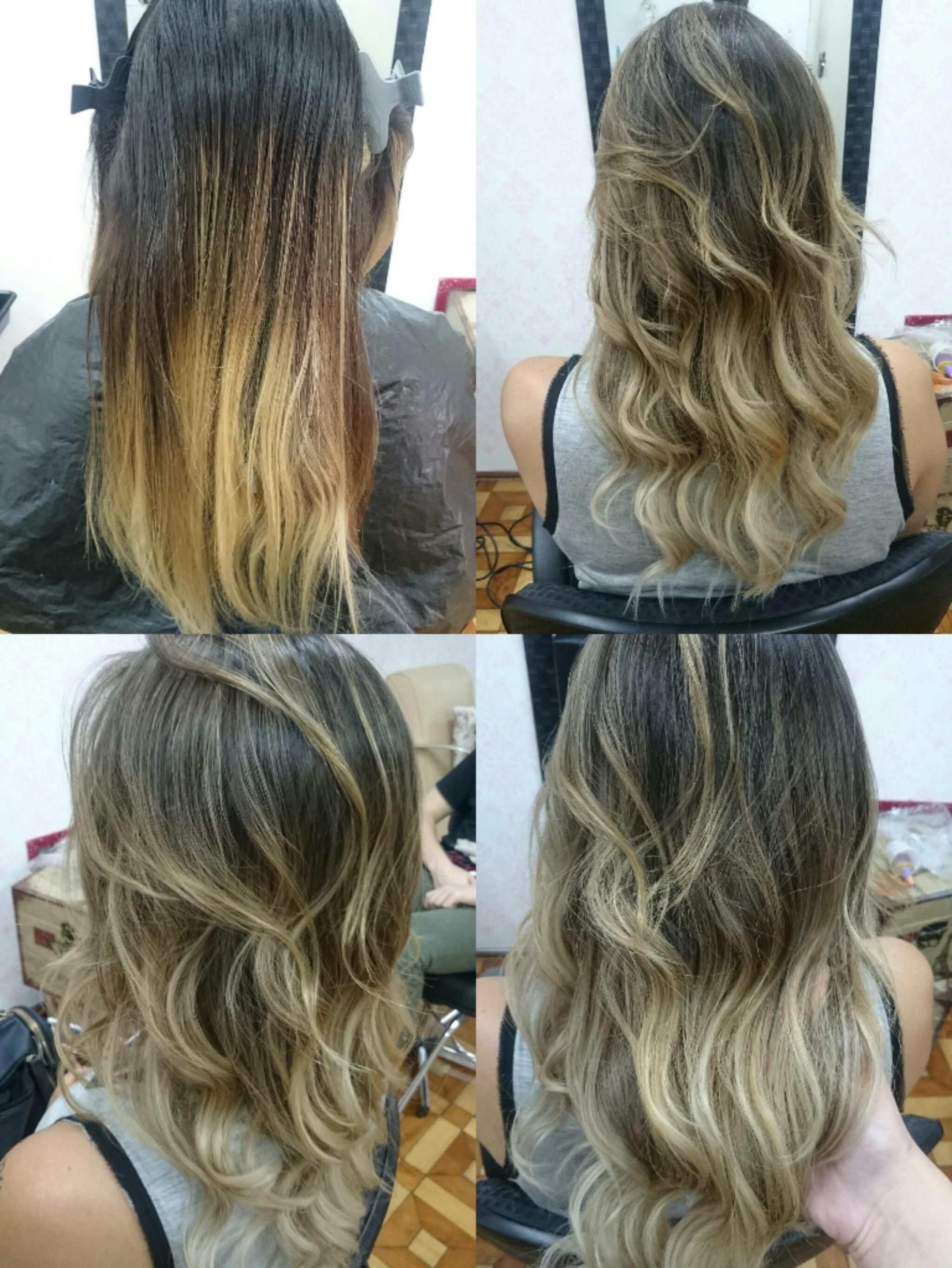 #morenailuminada #luzes #ombrehair #ombrehighlights #canelatostada #blonde #hair #loirodossonhos #job #transformation #transformacao #cabelos #cabelosloiros  #loirossaudaveis #loirosdivos #loirosdourados #loirosamanteigados #loirosperolados #loirosplatinados cabelo cabeleireiro(a) stylist / visagista maquiador(a) designer de sobrancelhas