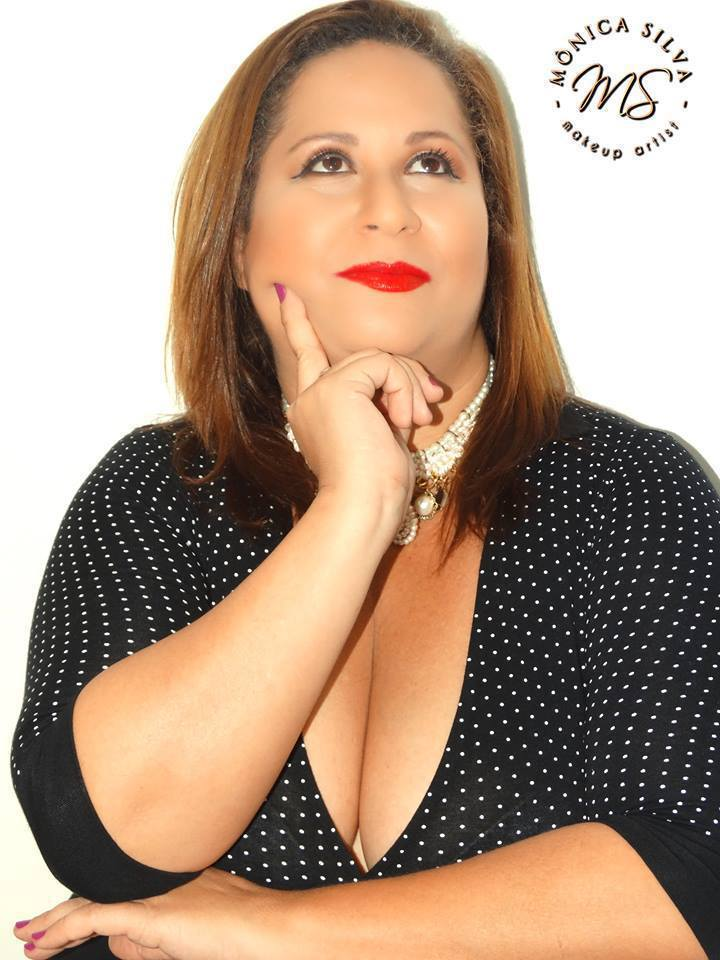 Alessandra Martins Makeup & Photo: Mônica Silva maquiagem maquiador(a) consultor(a)