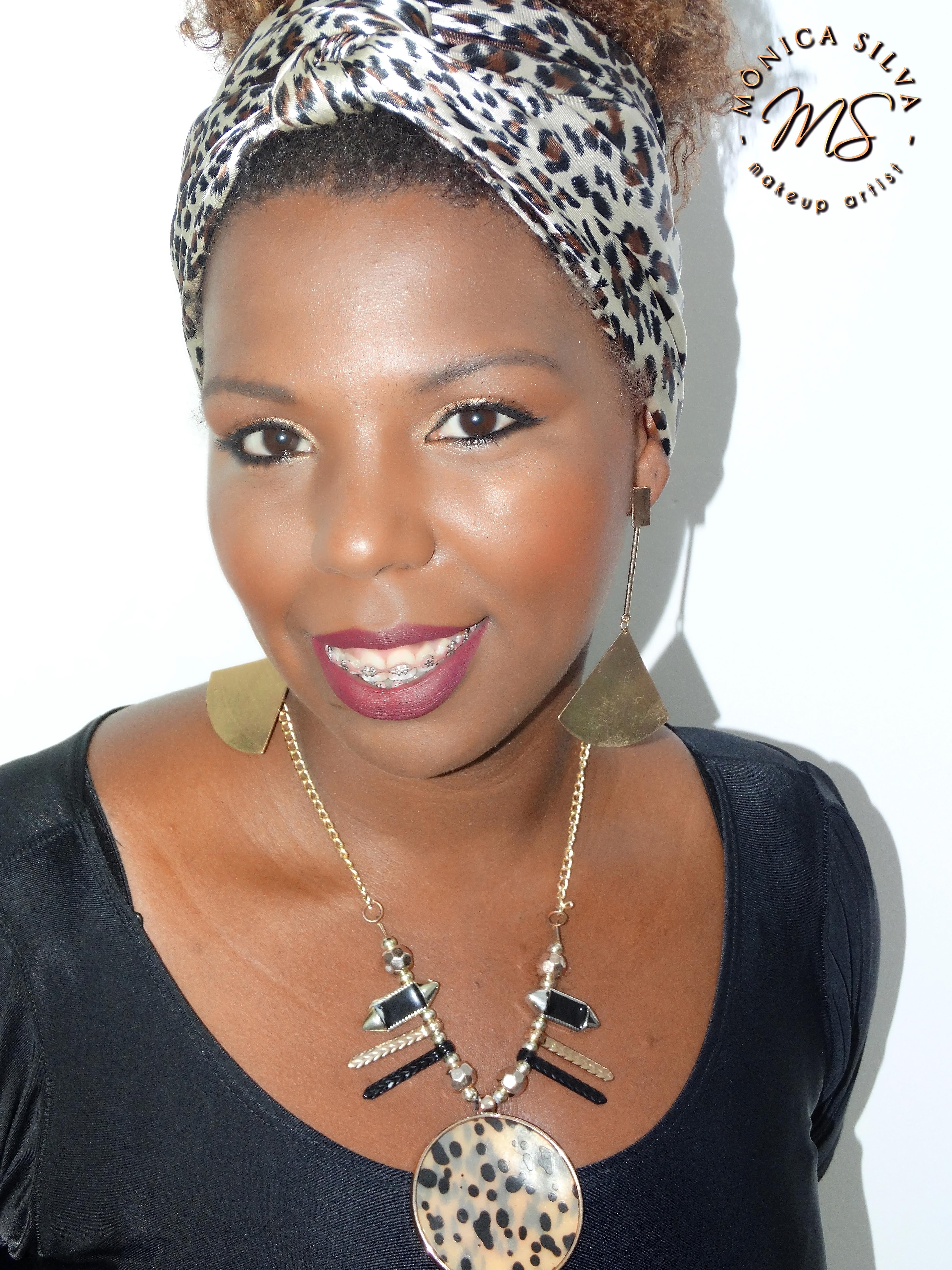 Patrícia Eunice #MônicaSilvaMakeup #Maquiagem #Ensaio #Portfolio #Modelopor1dia maquiagem maquiador(a) consultor(a)