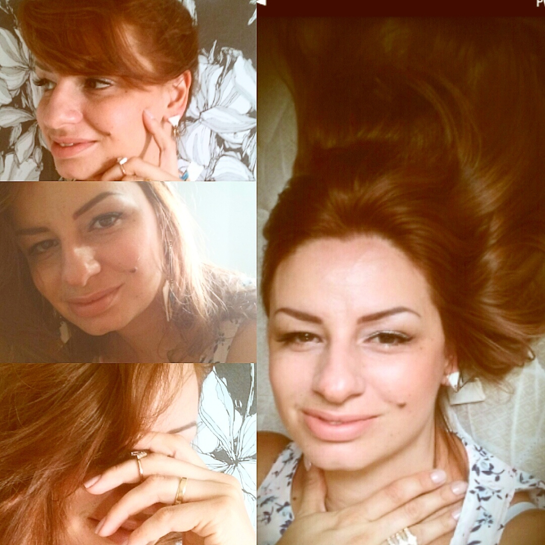 #ginger #gingerhair #gingerhead #hair #colorhair #igora #cabelos #ruivas #cabelosruivos #ruivomarinaruybarbosa cabelo cabeleireiro(a) stylist / visagista maquiador(a) designer de sobrancelhas