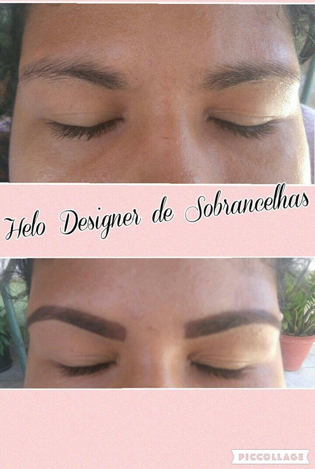 Apaixonada pelo meu trabalho cada vez mais, Designer de Sobrancelhas e Aplicação de Henna. designer de sobrancelhas micropigmentador(a)