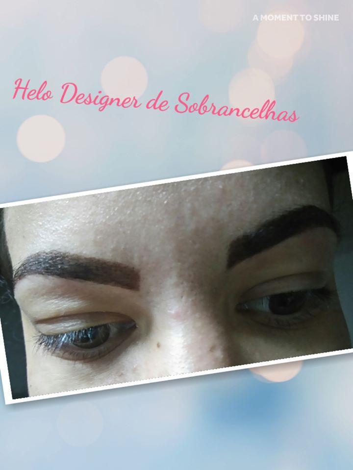 Apaixonada por Aplicação de Henna designer de sobrancelhas micropigmentador(a)