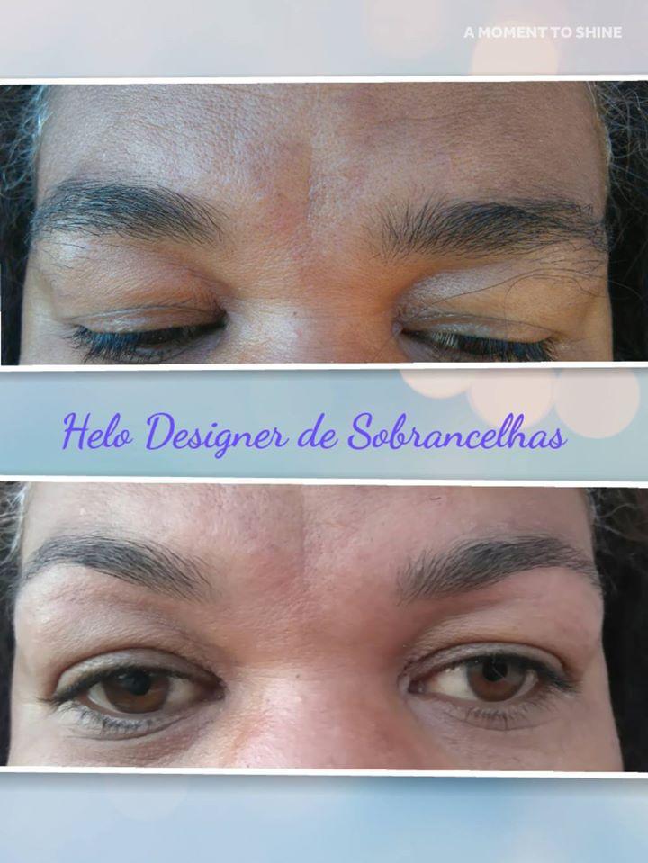 Designer de Sobrancelhas faz toda diferença na mulher designer de sobrancelhas micropigmentador(a)