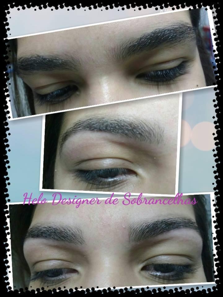 Sobrancelha Perfeita com Designer de Sobrancelhas designer de sobrancelhas micropigmentador(a)