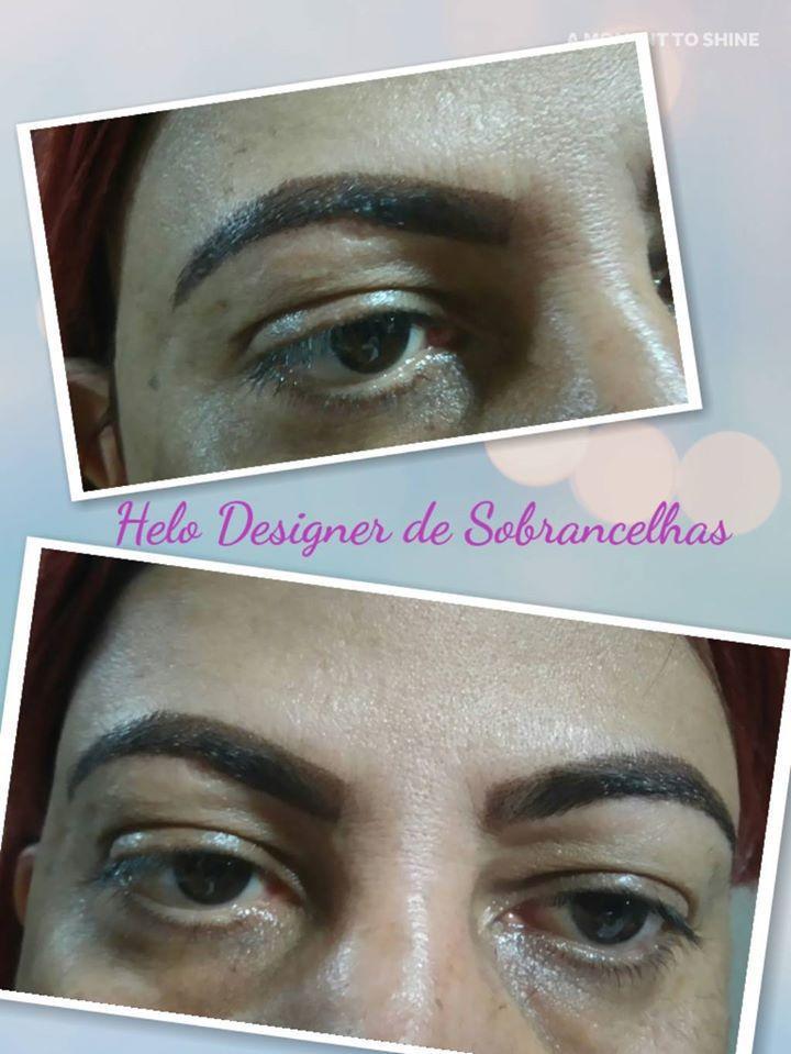 Aplicação de Henna é um dos métodos mais lindos, deixam as mulheres ainda mais apaixonada pelas sobrancelhas. designer de sobrancelhas micropigmentador(a)
