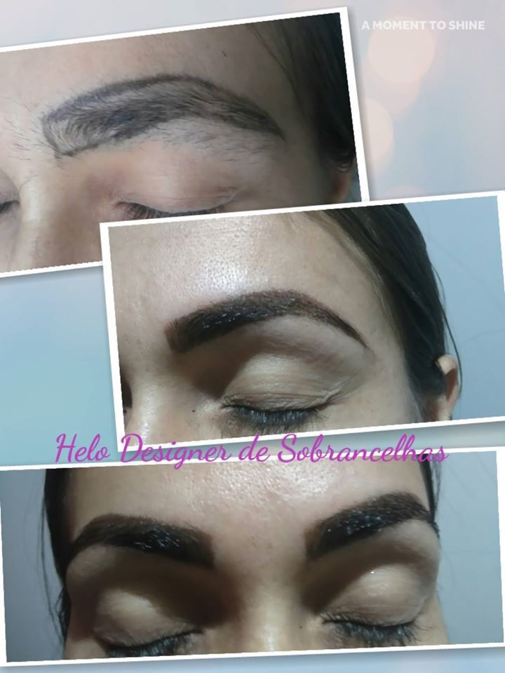 Designer de Sobrancelhas, e preenchimento com Aplicação de Henna, sobrancelhas ainda mais perfeitas. designer de sobrancelhas micropigmentador(a)