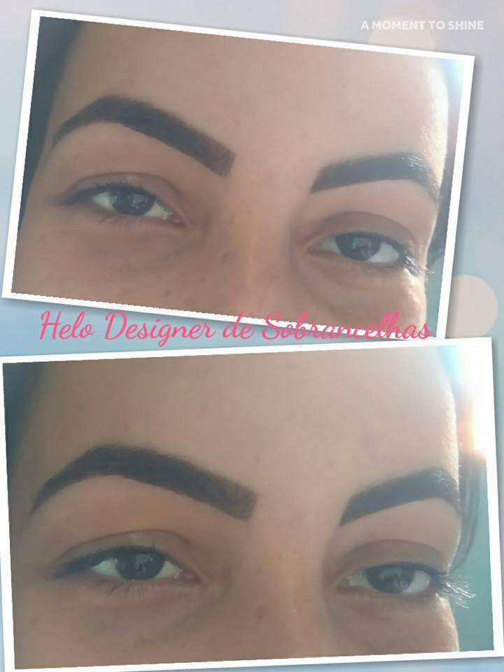 Um olhar ainda mais marcante com um lindo Designer de Sobrancelhas e Aplicação de Henna designer de sobrancelhas micropigmentador(a)