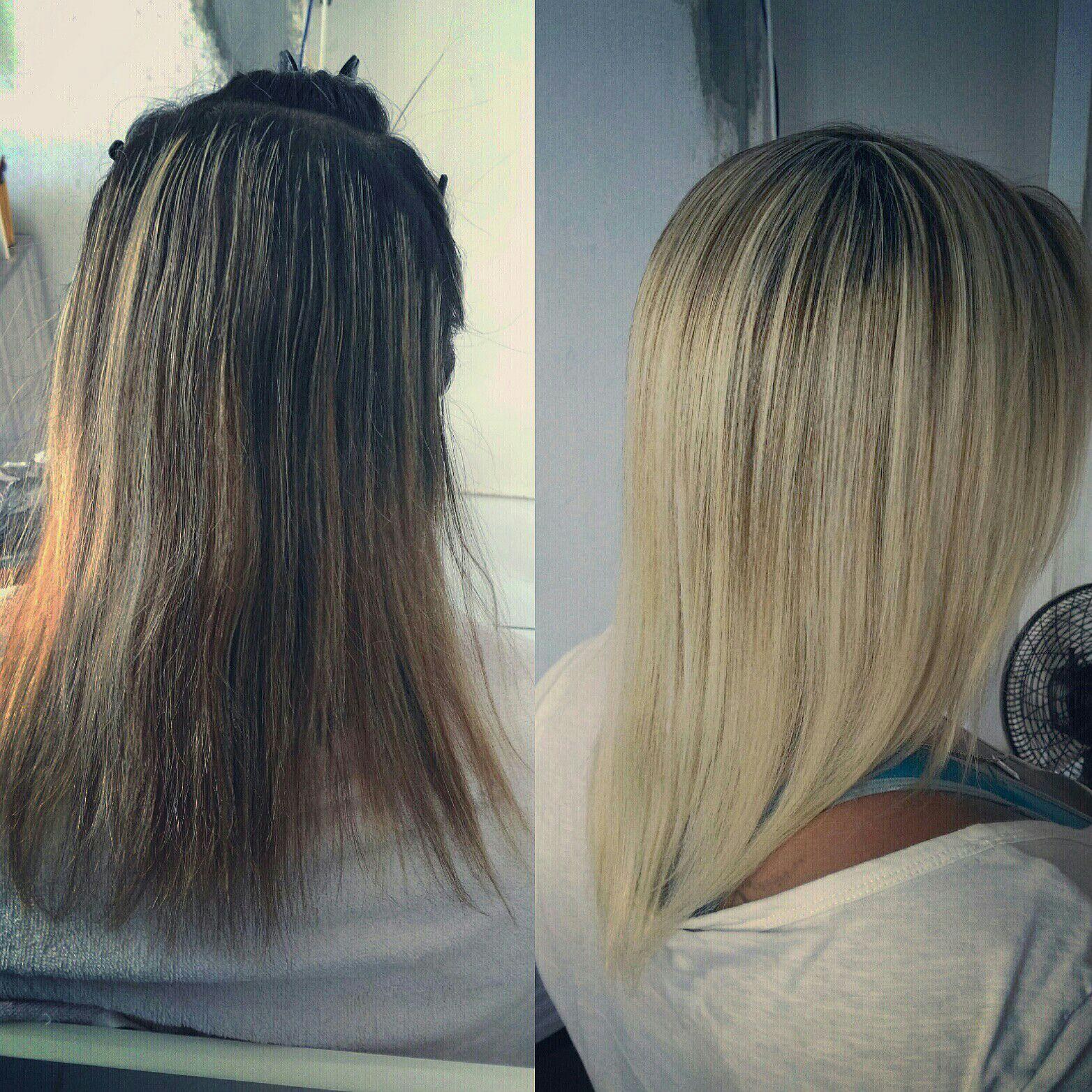 Ombre Hair alto.. cabeleireiro(a) auxiliar cabeleireiro(a) cabeleireiro(a)