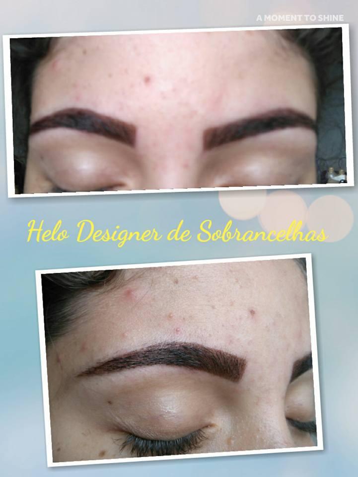 Como não amar Henna, é uma das técnicas mais lindas!! designer de sobrancelhas micropigmentador(a)