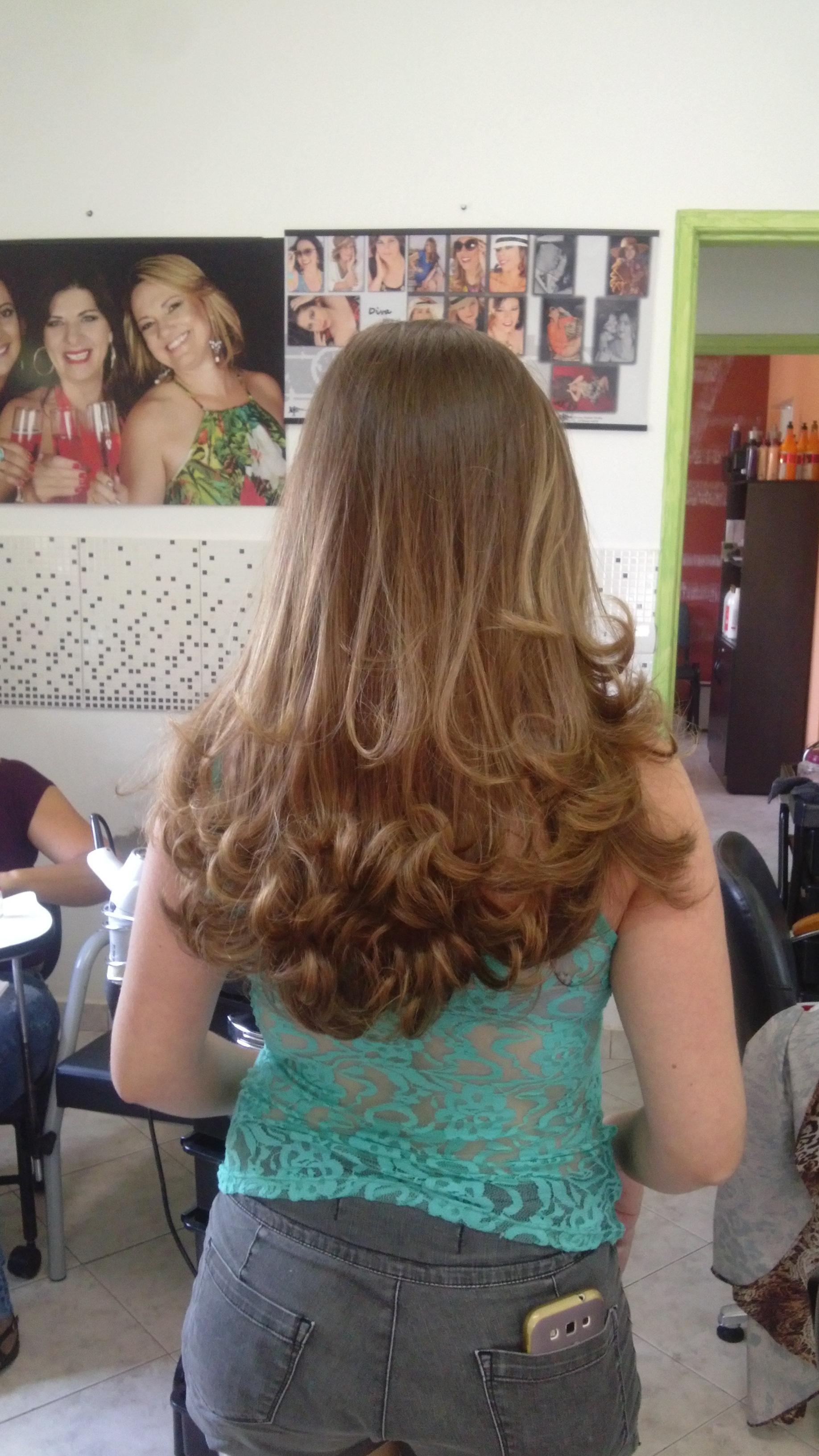 #Escova Modelada cabelo cabeleireiro(a) depilador(a) designer de sobrancelhas maquiador(a) esteticista