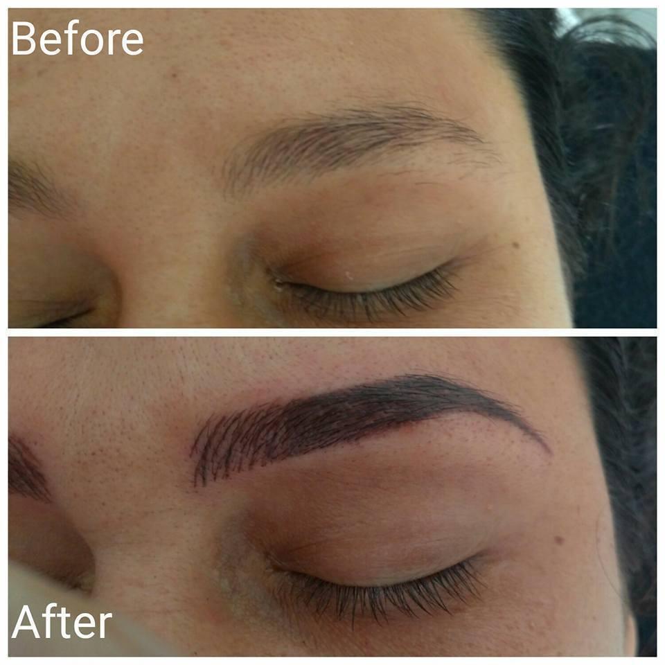 # Microblanding estética cabeleireiro(a) depilador(a) designer de sobrancelhas maquiador(a) esteticista