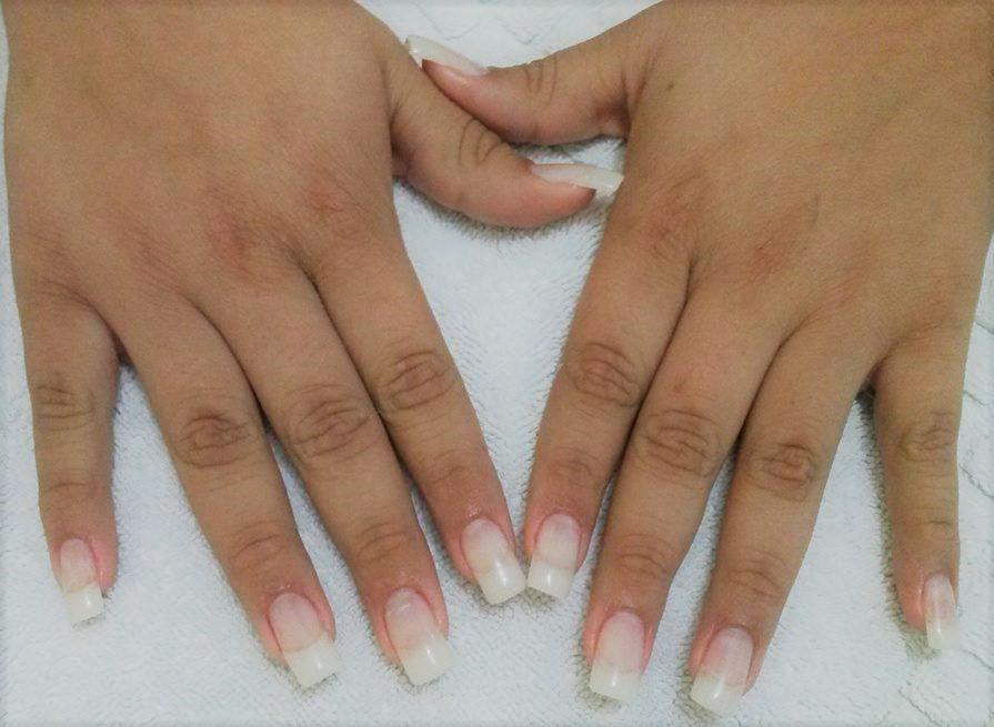 #alongamentoemgel unha manicure e pedicure