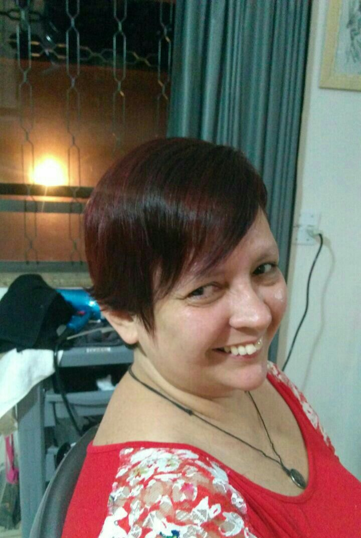 Corte e selante cabelo cabeleireiro(a)