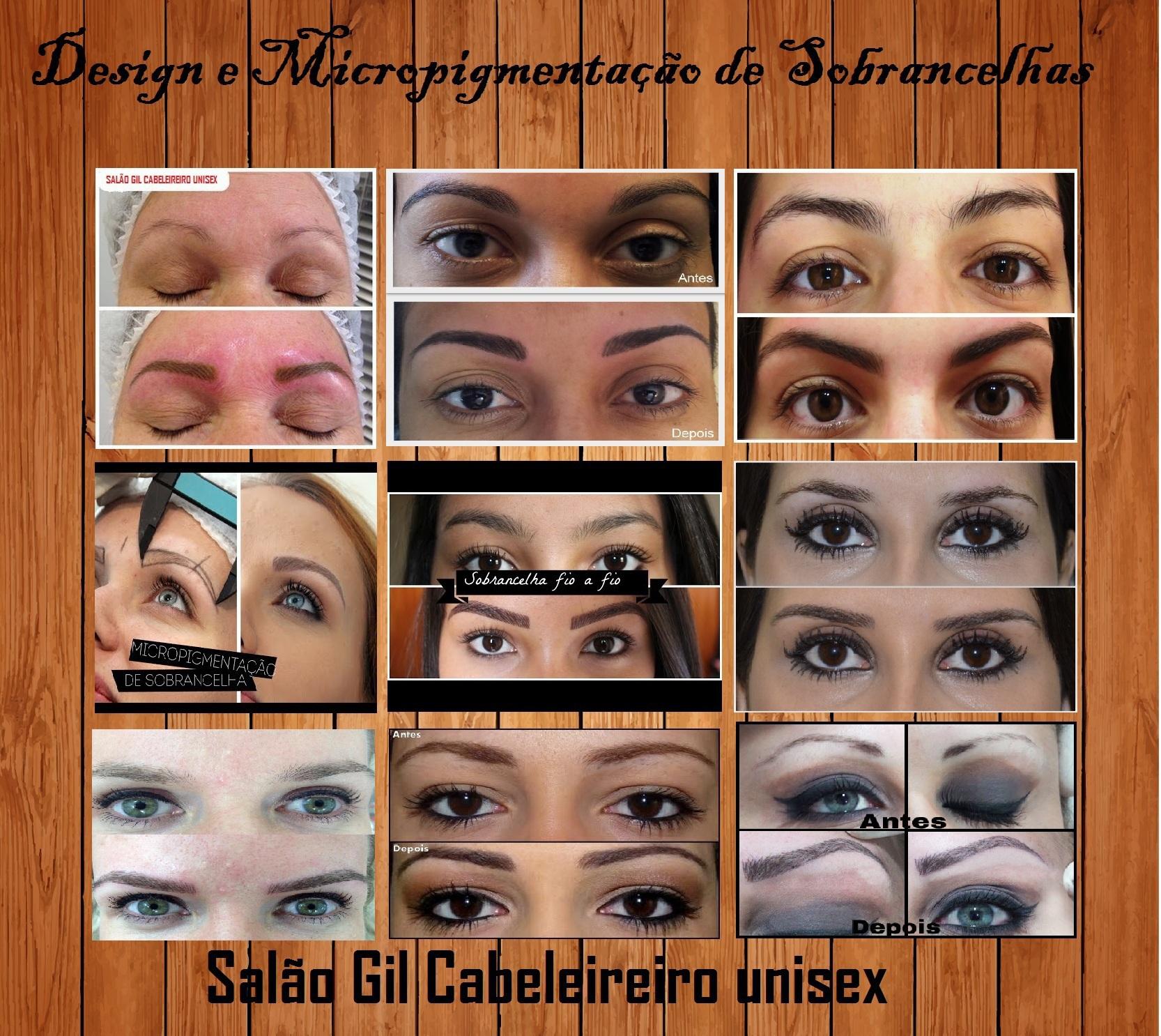maquiagem cabeleireiro(a) manicure e pedicure micropigmentador(a) designer de sobrancelhas depilador(a) barbeiro(a)