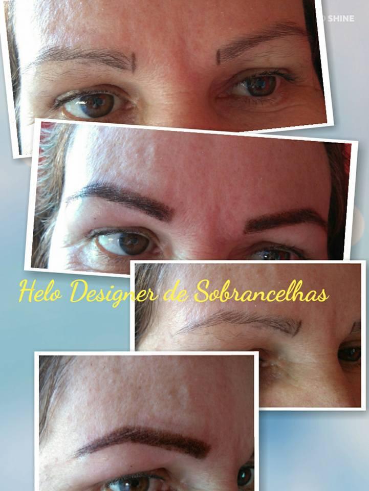 Cliente em restauração, cliente optou pela henna para preenchimento de falhas #designer #sobrancelhas designer de sobrancelhas micropigmentador(a)