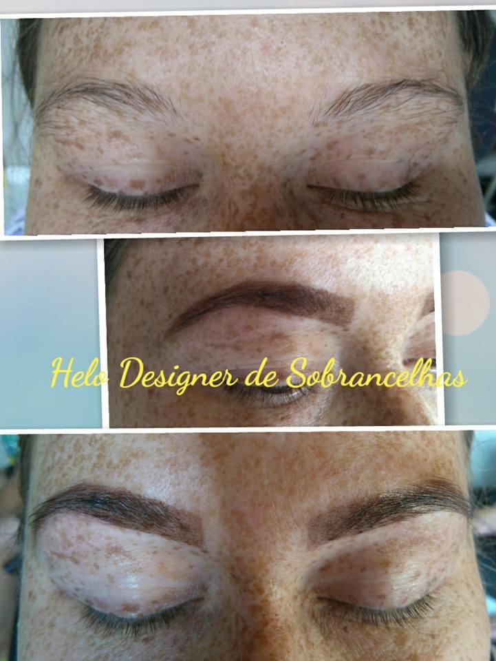 Aplicação de henna em sobrancelhas! #diva #sobrancelhas designer de sobrancelhas micropigmentador(a)
