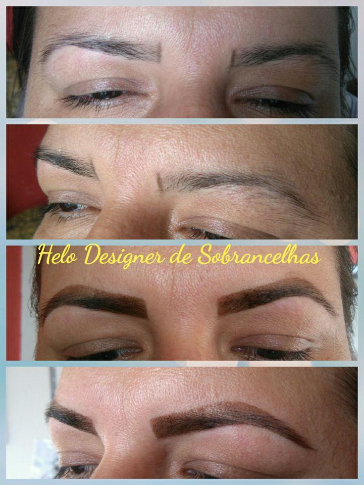 Designer de Sobrancelhas e Henna #sobrancelhas #amor designer de sobrancelhas micropigmentador(a)