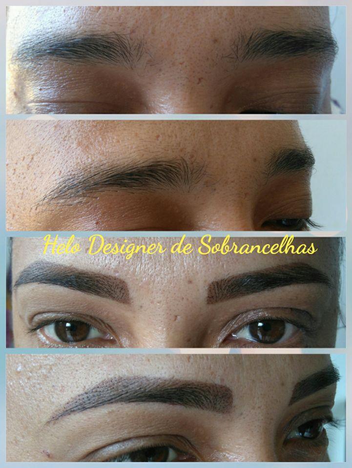 Designer de Sobrancelhas e Henna !! #linda #sobrancelhas designer de sobrancelhas micropigmentador(a)