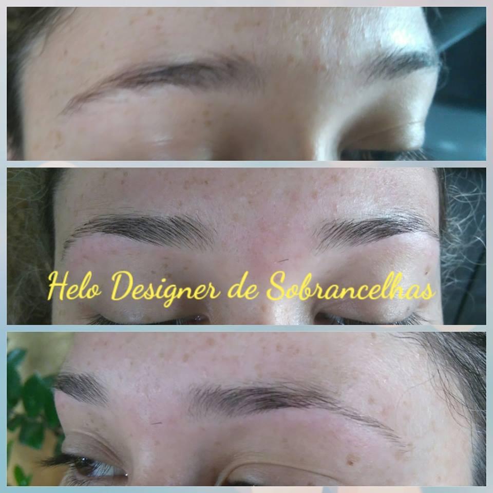 Designer de Sobrancelhas #paixao #sobrancelhas designer de sobrancelhas micropigmentador(a)