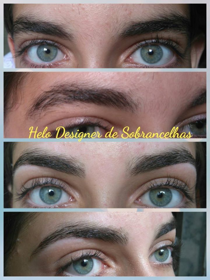 Designer de Sobrancelhas, cliente linda #amor #sobrancelhas #paixao designer de sobrancelhas micropigmentador(a)