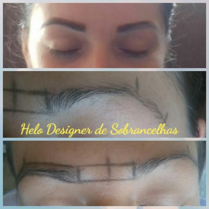 Sobrancelhas em restauração #amor #sobrancelhas designer de sobrancelhas micropigmentador(a)