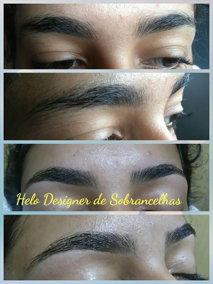 Designer de Sobrancelhas #perfeita #amor #diva #sobrancelhas designer de sobrancelhas micropigmentador(a)