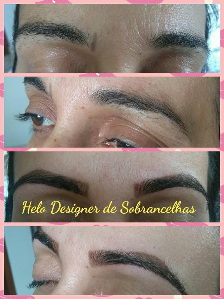 Designer de Sobrancelhas e Henna #paixao #trabalho #amor #sobrancelhas designer de sobrancelhas micropigmentador(a)