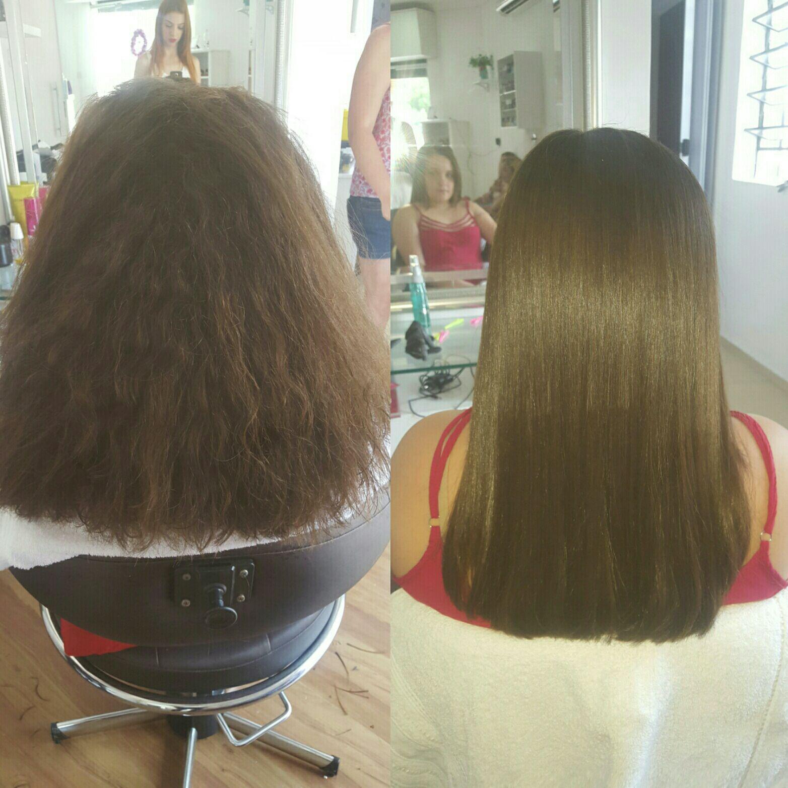 Escova Progressiva cabelo cabeleireiro(a) maquiador(a) micropigmentador(a)
