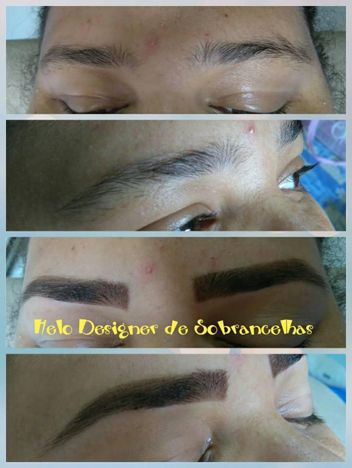 Designer de Sobrancelhas e Henna #amor #paixao #sobrancelhas designer de sobrancelhas micropigmentador(a)