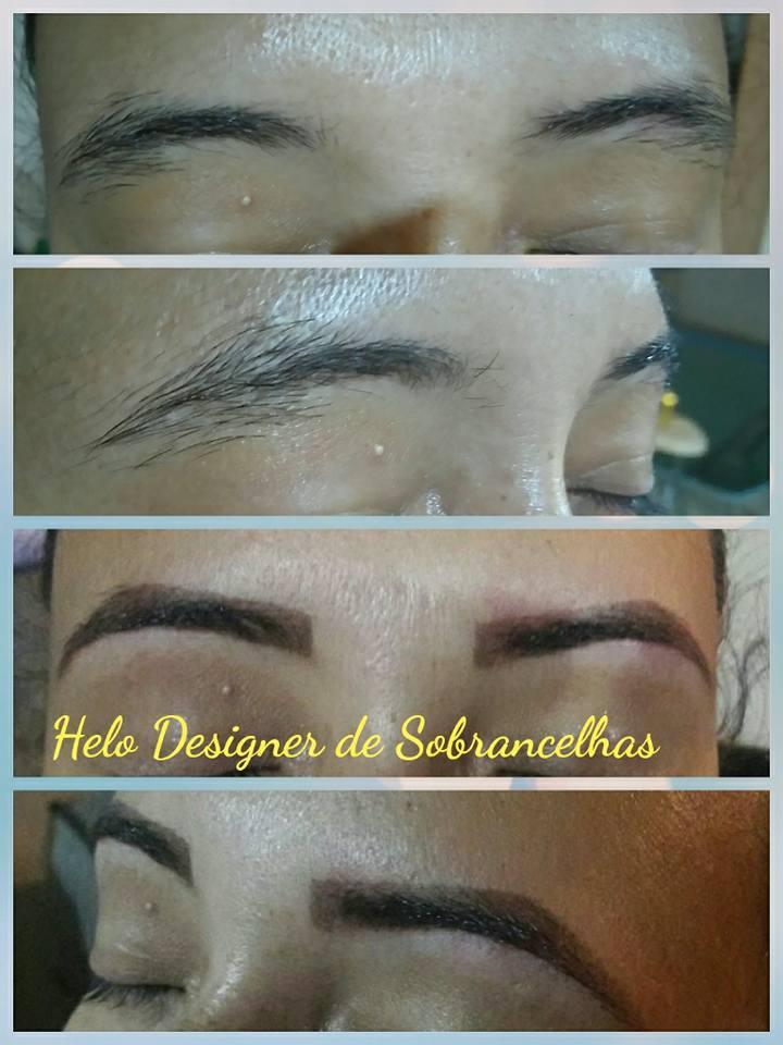 Designer de Sobrancelhas e Aplicação de henna #amor #paixao #sobrancelhas designer de sobrancelhas micropigmentador(a)